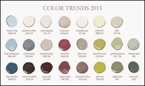 benjamin colour trends 2015 colour paint colors 2015 color trends and