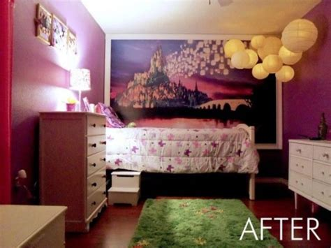 tangled bedroom everything tangled rapunzel eugene themed party ideas