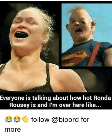 25 best memes about ronda rousey ronda rousey memes
