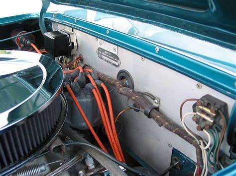 leroy joppas austin healey    chevy engine