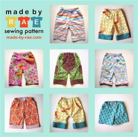 Handmade Baby Clothes Patterns - patterns for handmade baby clothes sewing tutorial