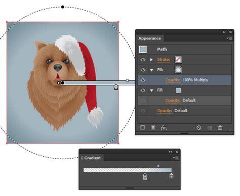 illustrator tutorial dog how to create a festive dog illustration in adobe illustrator