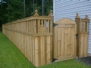 Trellis Fencing On Top Of Wall Types Of Fences For Your Yard Just For Beauty And Home