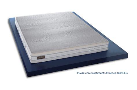materasso ergonomico inside materasso ergonomico in bultex e memory bultex