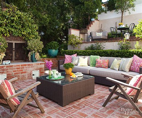 How To Design A Patio 8 Tips For Choosing Patio Furniture