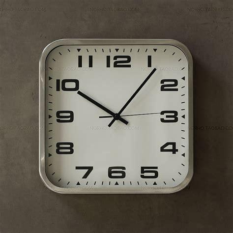 modern metal wall clocks nordic expression modern minimalist bauhaus modern metal