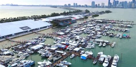 bluewater bay boat storage miami international boat show miami yacht show kick off