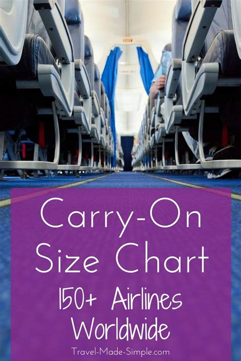 right size for carry on best 25 luggage sizes ideas on pinterest carry on size
