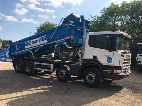 keltruck scania on quot centralconstruction scania