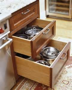 drawers for kitchen cabinets kitchen cabinets drawers and storage on pinterest