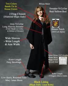 Mccalls Halloween Costume Patterns Harry Potter Costume Patterns Harry Potter 138