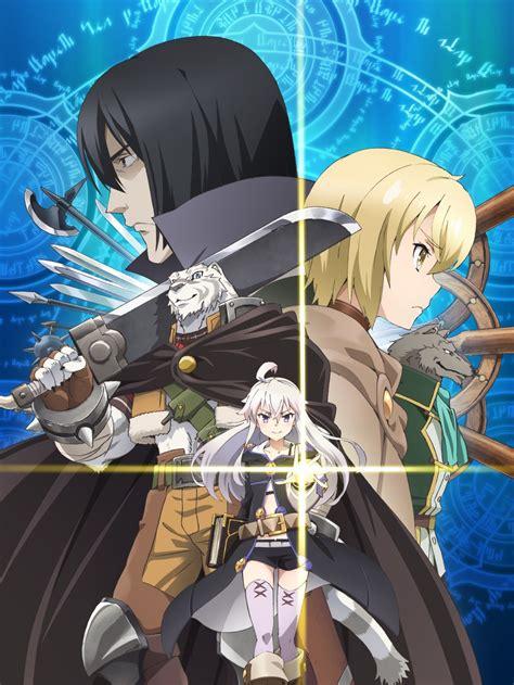 Inuyashiki Anime Fox New Quot Zero Kara Hajimeru Mahou No Sho Quot Tv Anime Visual