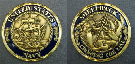 Meme Coins - home coins united states navy shellback coin memes