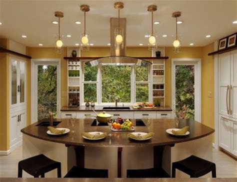 eat in kitchen island designs layout window sink new home kitchen dining room