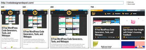レスポンシブレイアウトを手軽に検証できる無料デザインツール8選まとめ Photoshopvip