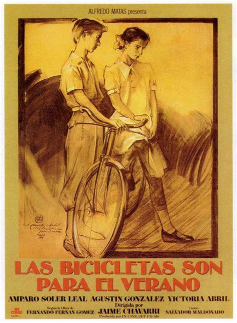 las bicicletas son para las bicicletas son para el verano 1984 de jaime ch 225 varri