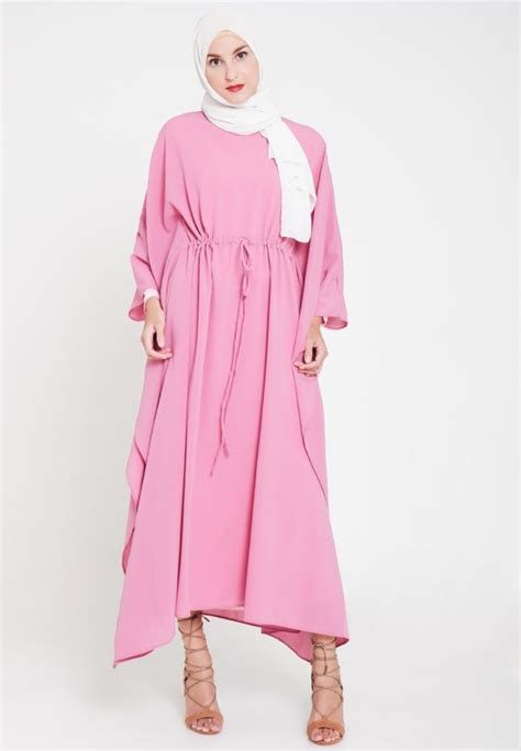 Kaftan Trendy Dan Keren trend busana muslim 2018 gayamu bakal makin keren nih unik