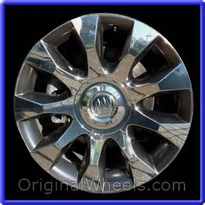 Buick Enclave Rims Oem 2016 Buick Enclave Rims Used Factory Wheels From