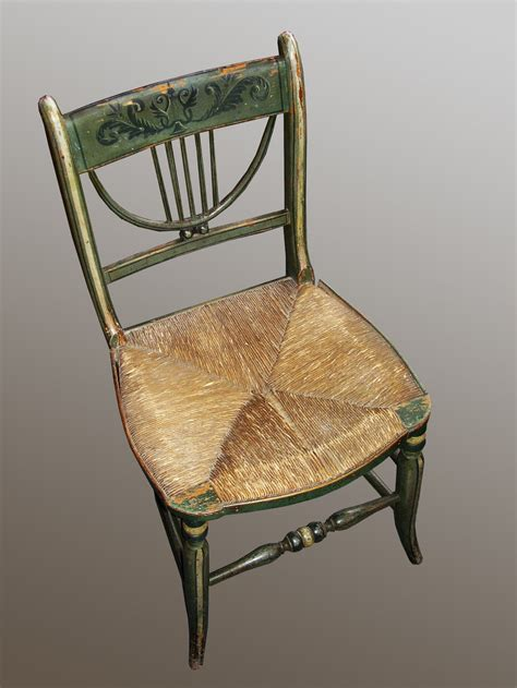 antique bedroom chairs regency painted chair antiques atlas