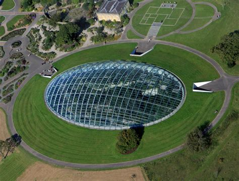 Botanical Gardens Carmarthen Botanic Gardens Funding Conditional Carmarthenshire Herald