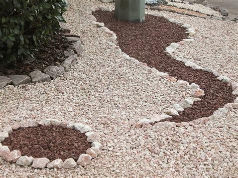 jardines con gravilla arena y gravilla para el dise 241 o de jardines modernos