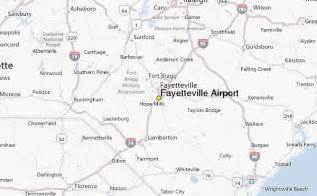 airports in carolina map fayetteville airport weather station record historical