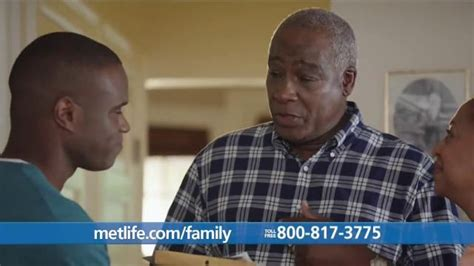 metlife tv commercial dads accident ispot tv metlife guaranteed acceptance life insurance tv spot dad