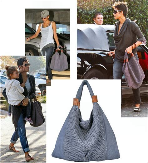Name Halle Berrys Designer Purse by Halle Berry Boho Bag By 49 Square