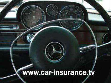 Mercedes Motor Insurance Mercedes Classic Car Insurance