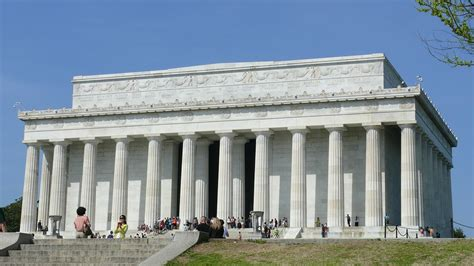 lincoln memorial free photo lincoln memorial washington dc free image