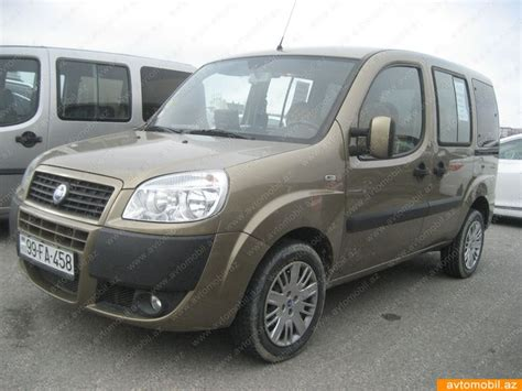 Fiat Doblo Second hand, 2006, $12000, Diesel, Transmission
