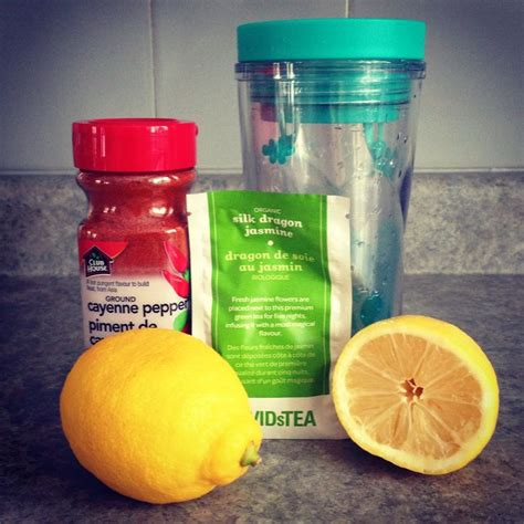 Lemon And Cayenne Pepper Detox Results by 17 Mejores Ideas Sobre Desintoxicaci 243 N Con Pimienta De