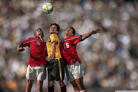 soccer players  action  hd desktop wallpaper