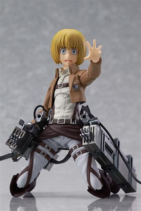 Anime Figures by Crunchyroll Quot Attack On Titan Quot Armin Featured In New