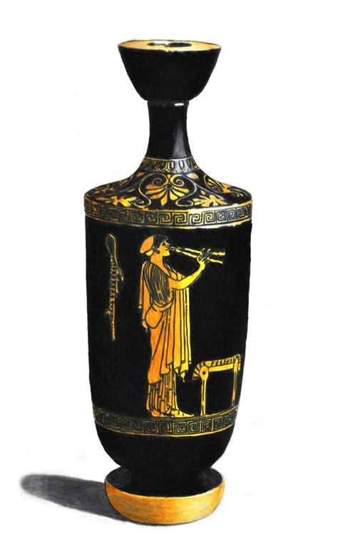 What Was The Lekythos Vase Used For by Lekythos By Takot Ako Krakotz On Deviantart