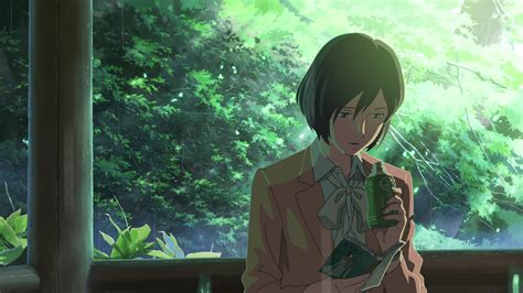 Garden Of Words 2 by The International Community S Favorite Makoto Shinkai