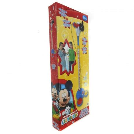 Microphone Anak Princess mickey mouse microphone with lifier happy toko
