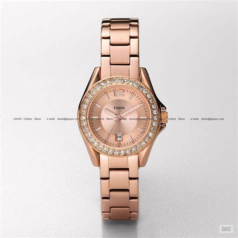 Fossil Kulit Rosegold fossil es2889 s analogue mini end 6 22 2018 12 00 am