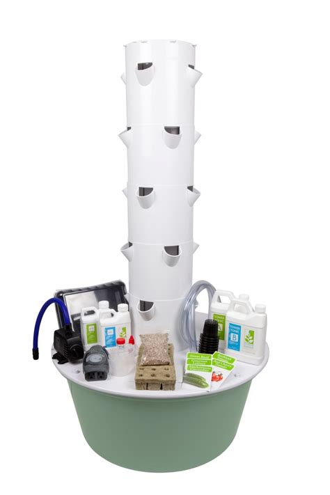 buy tower garden vertical aeroponic growing system