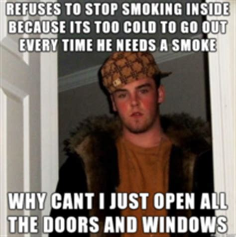 Stop Smoking Memes - instead it turns into hook a brotha up meme guy