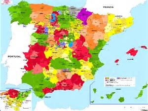 Political Map Of Spain by Political Spain Map Pictures Map Of Spain Pictures And