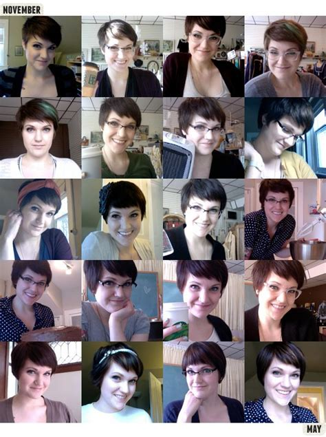 growing out pixie timeline 54 best images about hair pixie cuts on pinterest pixie