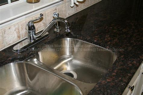 Sinks For Granite Countertops by Kitchen And Bathroom Countertop Gallery