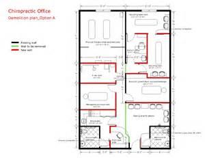 chiropractic office floor plans healthcare facilities design designed by gordana potezica chiropractic office pembroke pines
