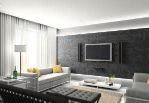 Livingroom Tv by Latest Wall Design For Living Room Download 3d House