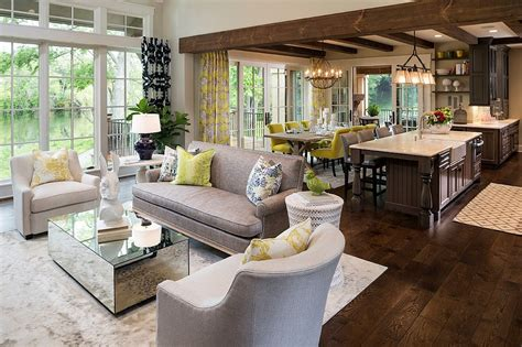 open concept home decorating ideas tips tricks lovely open floor plan for home design