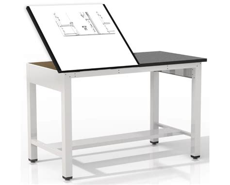 Mayline Ranger Drafting Table Mayline Ranger Split Top Project Table 7774 Tiger Supplies