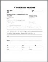 Fillable certificate of liability insurance form 2016 blank acord 25