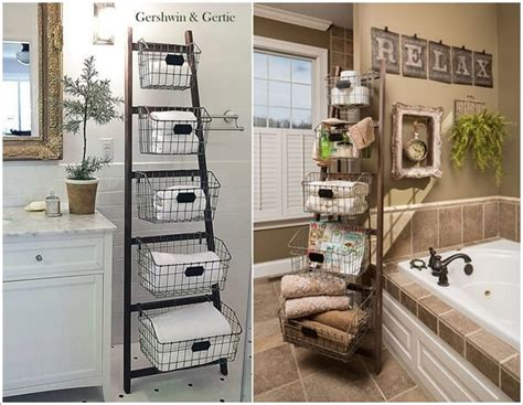 Bathroom Shelving Ideas by 15 Diy Bathroom Shelving Ideas That Can Boost Storage