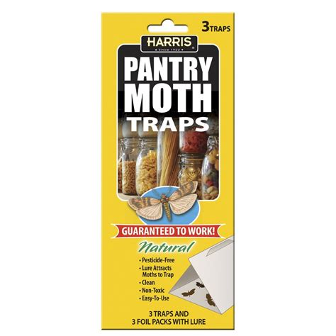 Pantry Pest Moth Traps by Harris Pantry Moth Traps Pf Harris